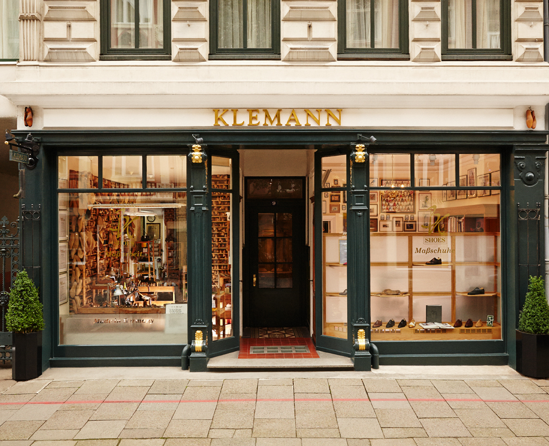 Welcome to Klemann Shoes