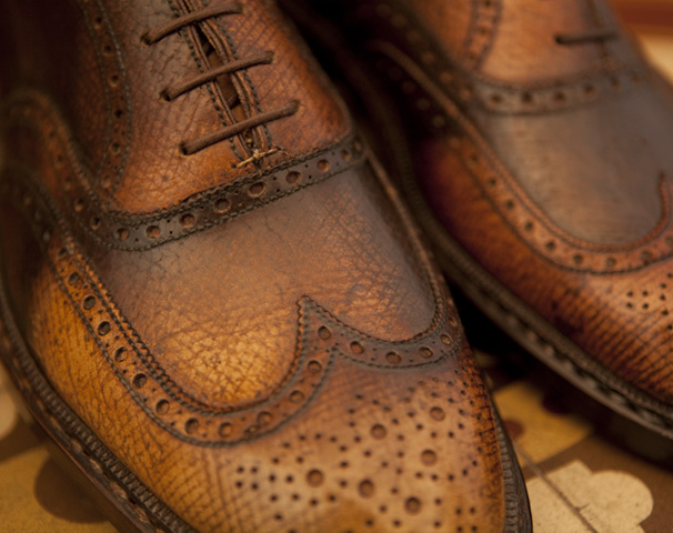 Bespoke shoes: As individual as you!